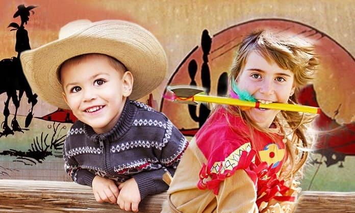 Cowboys et indiens