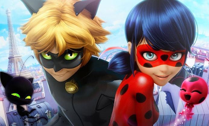 Miraculous Ladybug ou Chat Noir