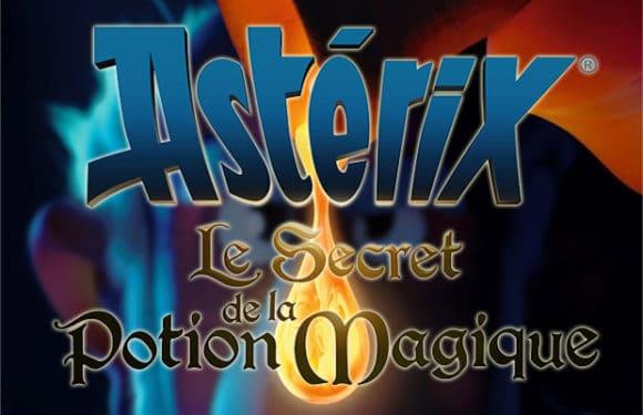 Cinéma : Astérix «Le Secret de la Potion Magique»