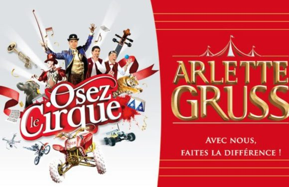 Spectacle « Cirque Arlette Gruss »