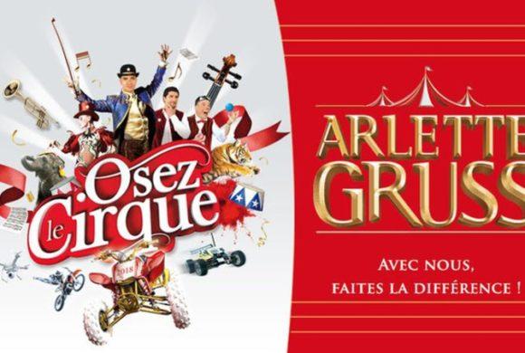 Spectacle «Cirque Arlette Gruss»