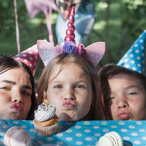 Organiser un anniversaire Licorne en 4 étapes