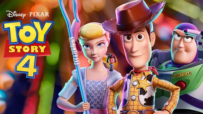 Festie sortie cinéma :  TOY STORY 4