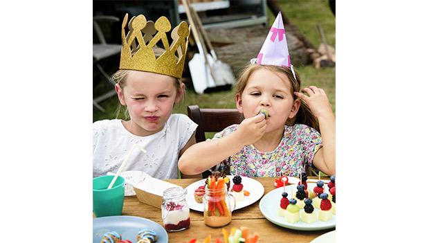festimini gouter anniversaire plein air