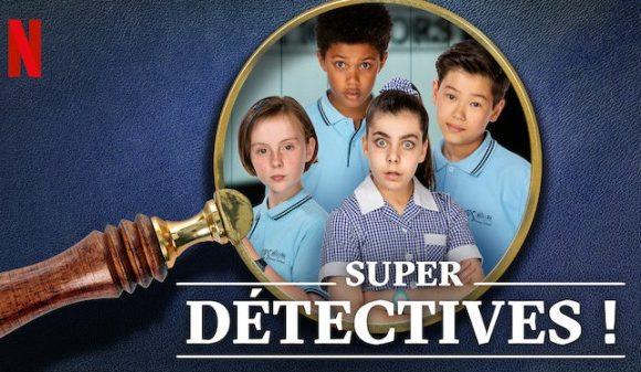 Série Super Détectives