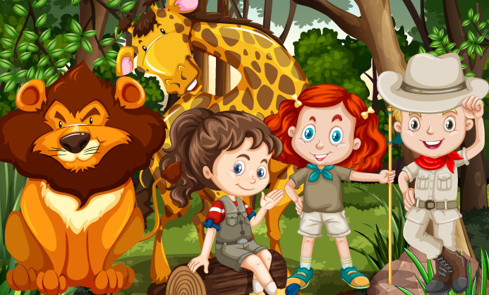 Jungle Party !