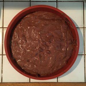 Recette gâteau chocolat sans beurre