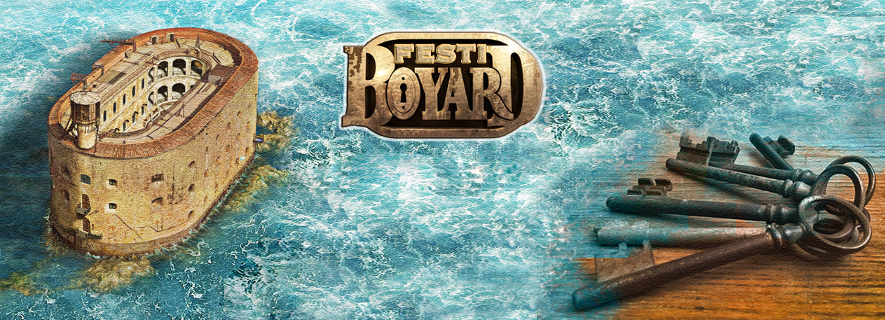 animation fort boyard