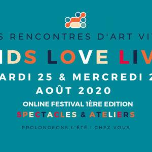 Festival Kids Love Live