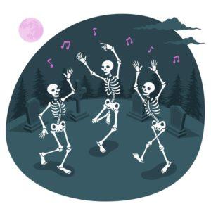 Playlist Halloween Enfant 2020