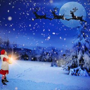 La chasse au trésor de Noël