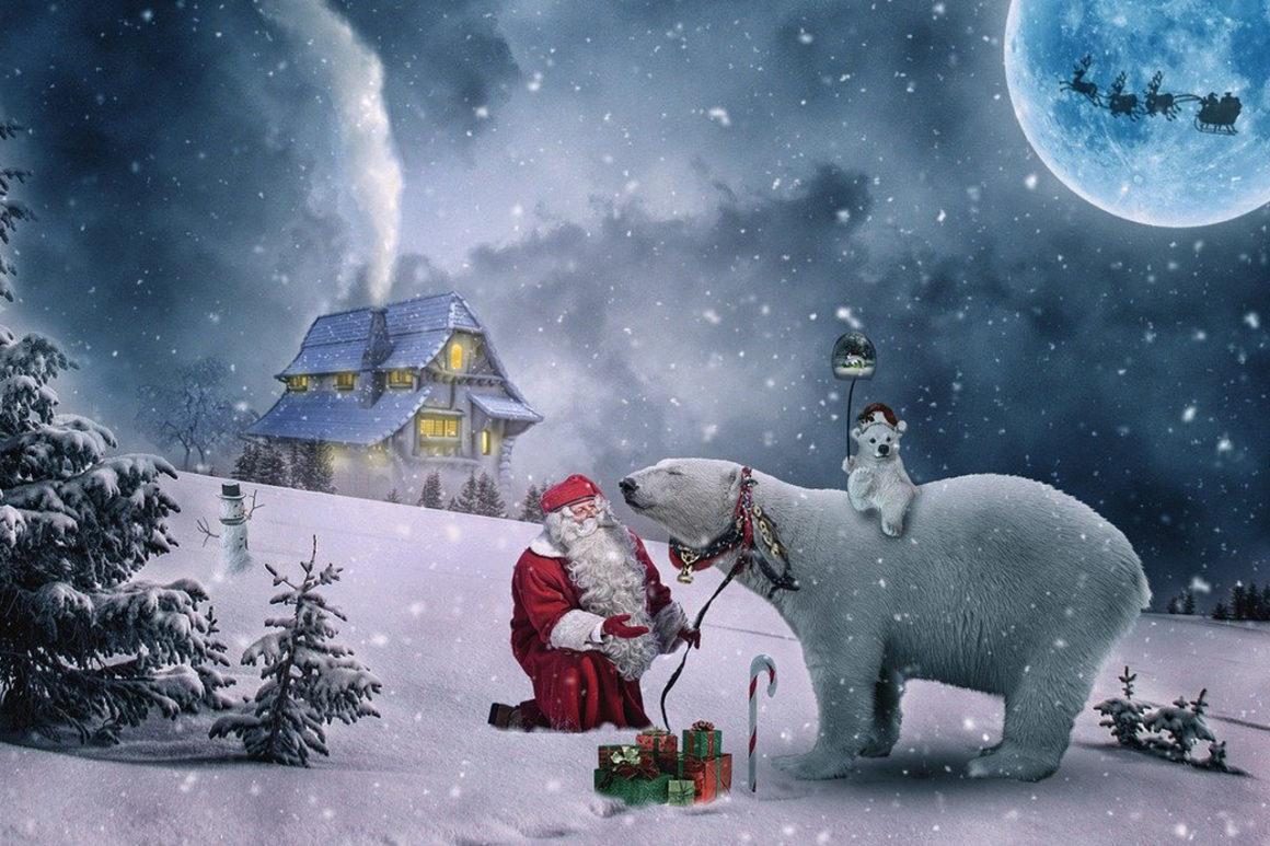 Le spectacle de Noël