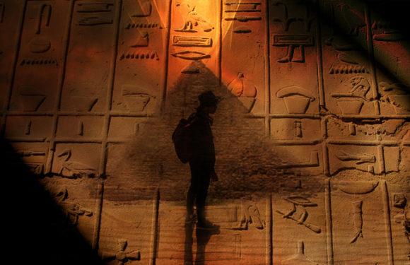 Prisonnier de la pyramide de Toutansableh