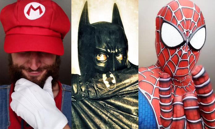 Rencontre ton Super-héros préféré !